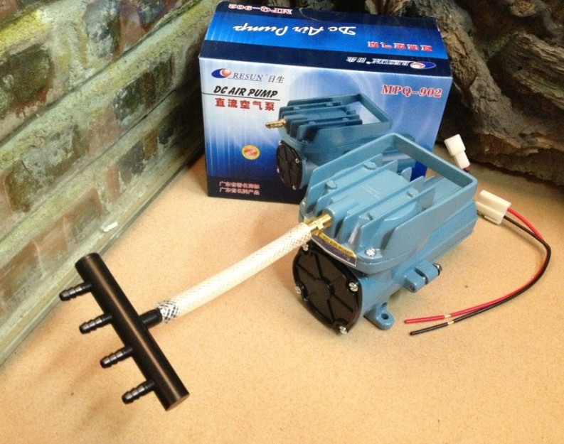 12 Volt Portable Air Compressor Resun MPQ-902